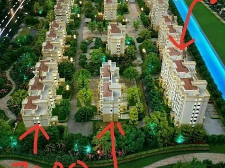 和园首府电梯房,主房109+储藏室34,报价118万