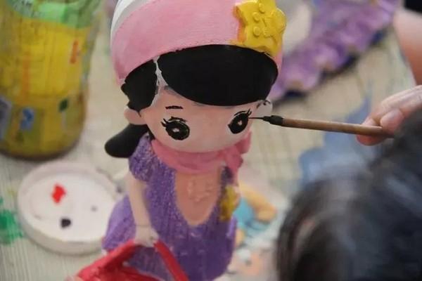 多彩周末丨【福惠家园】亲子彩陶DIY来袭!纷享彩绘,陶出新意!