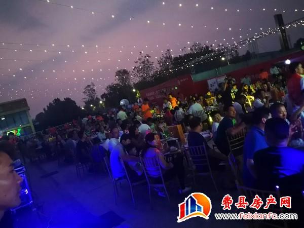酒满情浓,共话中秋 | 顺鑫·温和广场首届业主中秋家宴圆满落幕!